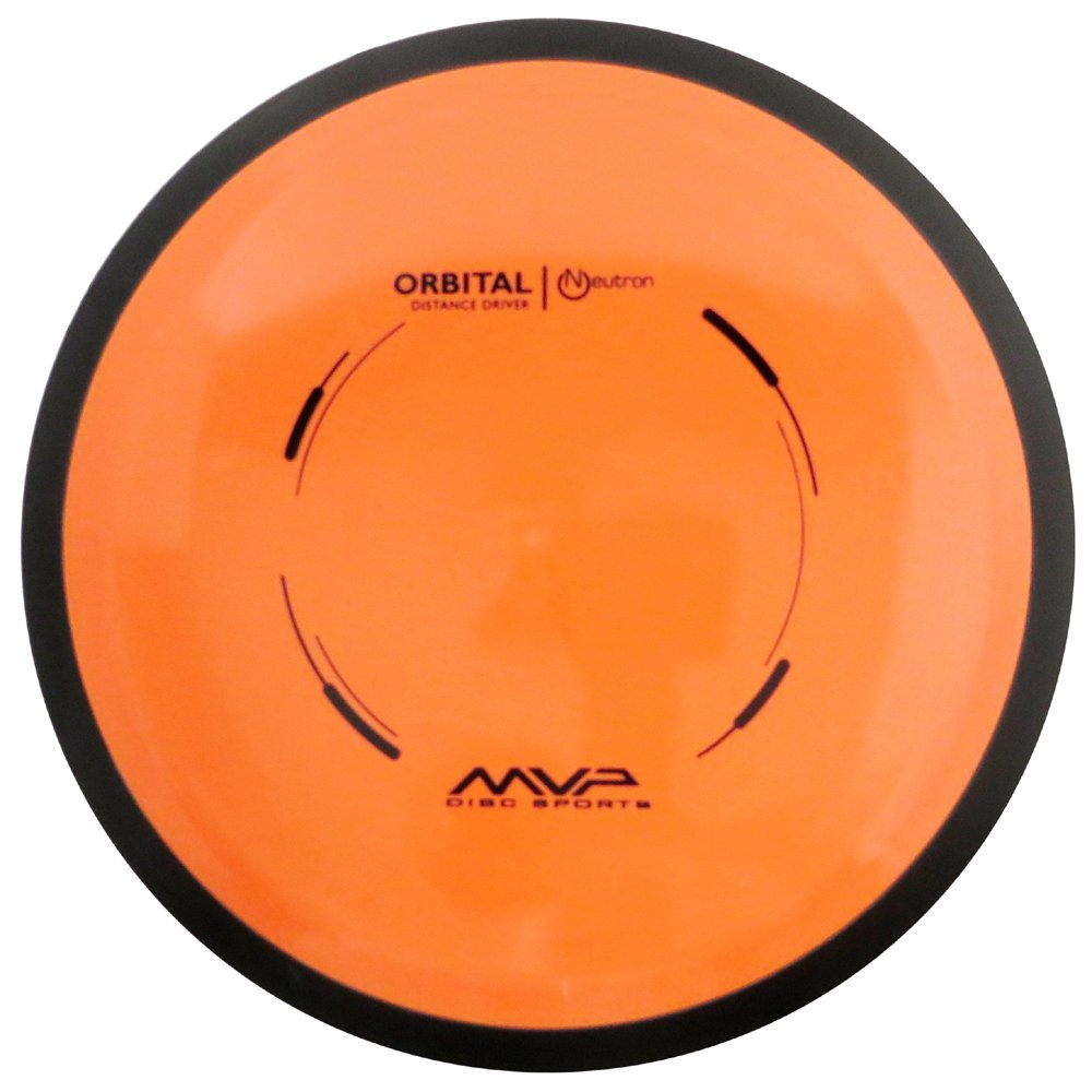 MVP Disc Sports Neutron Orbital Distance Driver Golf Disc [Colors May Vary] - 160-169g