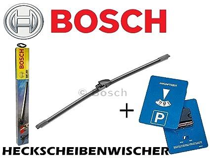 Bosch + INION Aparcamiento Reloj - BOSCH Aerotwin A 331 H HECK 330 ...