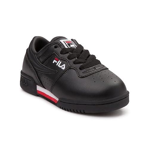 Fila Zapatos Deportivo para bebé niños: Amazon.es: Zapatos y