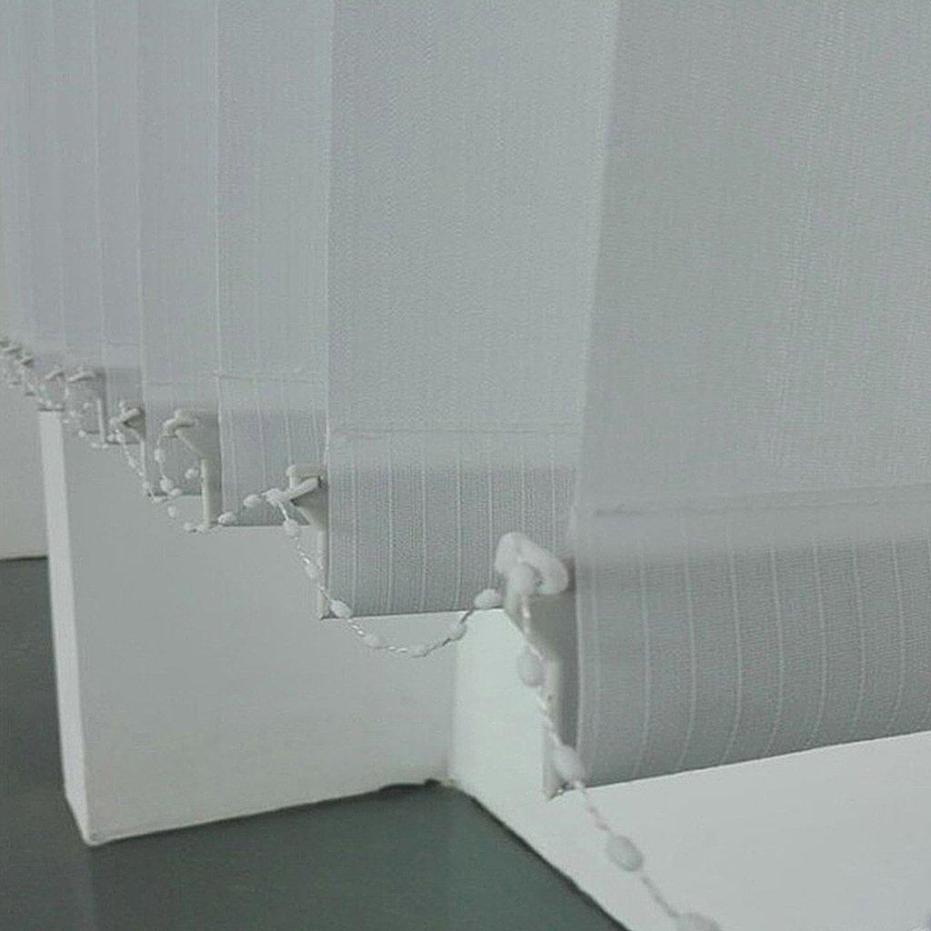 Sharplace 2pcs Enrouleur Cha/înette de Store de Boucle D/écoration pour Rideau 89mm 10m