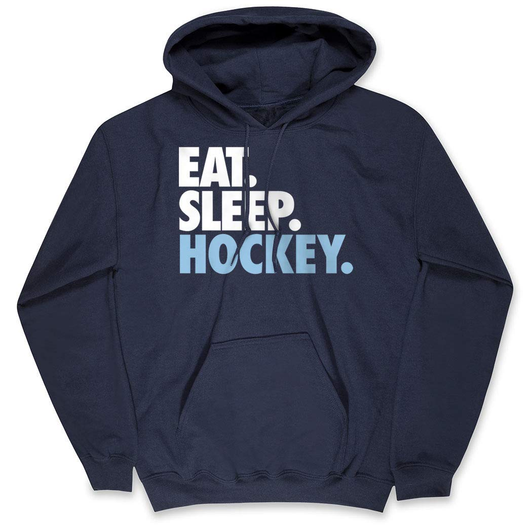 ChalkTalkSPORTS Hockey Standard Sweatshirt | Eat Sleep Hockey