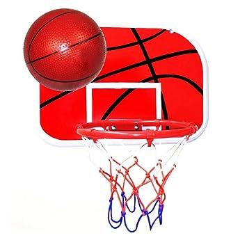 LYH Canasta Baloncesto Infantil Caja De Baloncesto Colgante ...