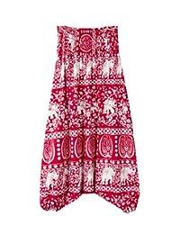 Harem Yoga Pants Dance Gypsy mc Hammer baggy Pants Hippie Boho Beach Pants For Men And Women