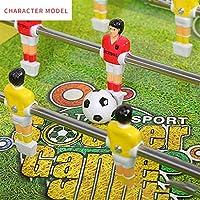 Futbolines Futbolín Mesa De Billar Juegos De Mesa Juguetes De Los Niños Juego Mental Juguete De Dibujos Animados Juguete 5 Años O Más Regalo para Niños Futbolines: Amazon.es: Hogar