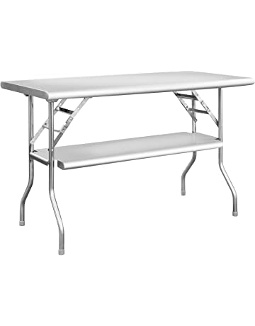 9ce58953b65 Royal Gourmet Commercial Stainless Steel Work Table
