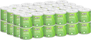 """product image for Marcal Toilet Paper 100% Recycled - 2 Ply, White Bath Tissue, 504 Sheets Per Roll - 48 """"Roll Out"""" Rolls Per Case Green Seal Certified Toilet Paper 06495"""