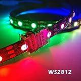 RGBZONE 10Pcs LED Strip Connector 3 Pin 10mm