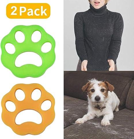 Removedor de pelo de mascotas para lavandería, lavadora, atrapador ...