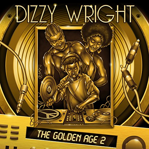 Dizzy Wright - The Golden Age 2 - CD - FLAC - 2017 - FATHEAD Download