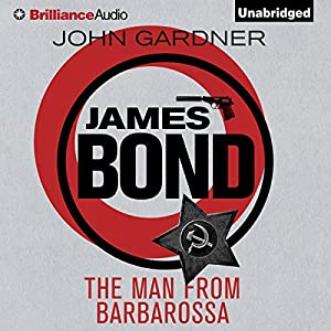The Man from Barbarossa Audiobook