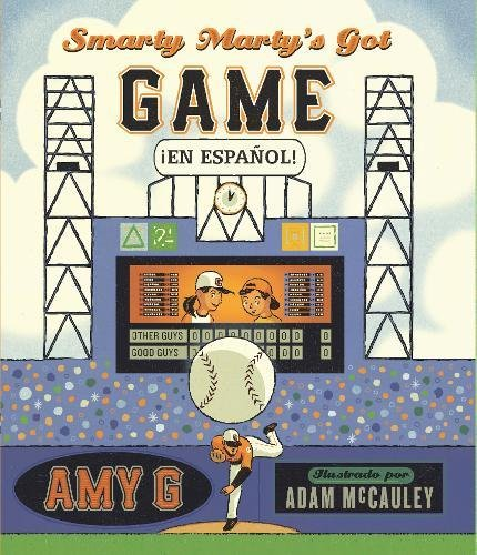 Smarty Marty's Got Game ¡En Español! (Spanish Edition) by Cameron Kids