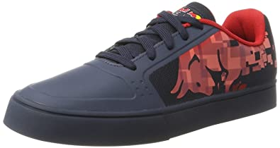 e76e2b6ec6f Puma Unisex Rbr Wings Vulc Bulls Total Eclipse-Chinese Red Sneakers - 6 UK