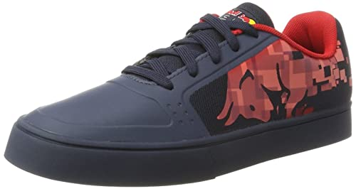 Puma Unisex Adults' RBR Wings Vulc Bulls Low-Top Sneakers, Blue (Total