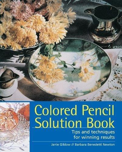 Colored Pencil Solution Book ebook