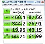 Kingspec 64GB MiniPCIe mSATA Half Size SSD 64gb