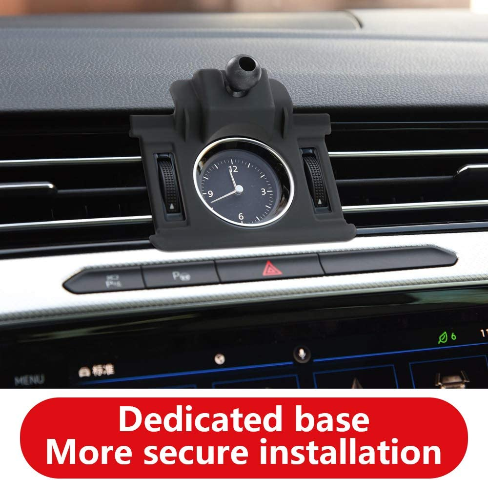 LUNQIN Car Phone Holder for Volkswagen Arteon 2019 Auto Accessories Navigation Bracket Interior Decoration Mobile Cell Phone Mount