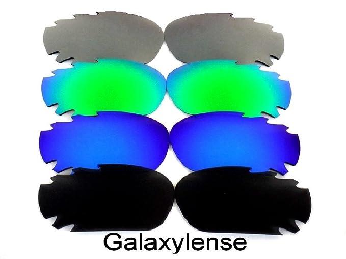 Galaxy Lentes De Repuesto Para Oakley Jawbone negro/Azul/Verde/Gris Polarizado -