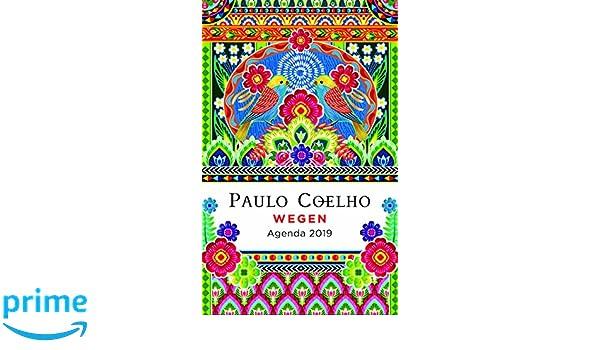 Wegen: Agenda 2019: Amazon.es: Paulo Coelho, Harrie Lemmens ...