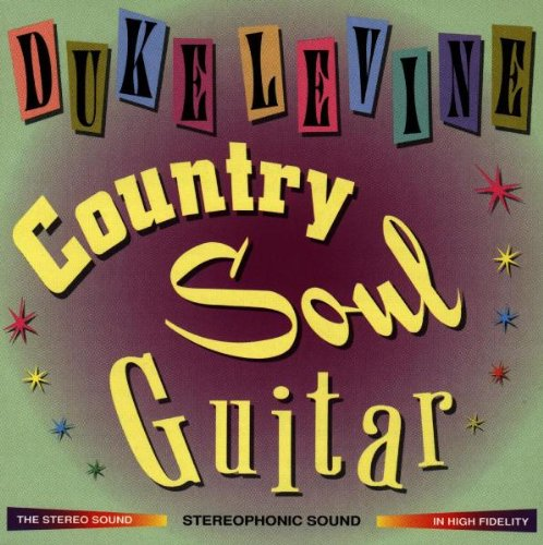 Country Soul Guitar by Deep Blue