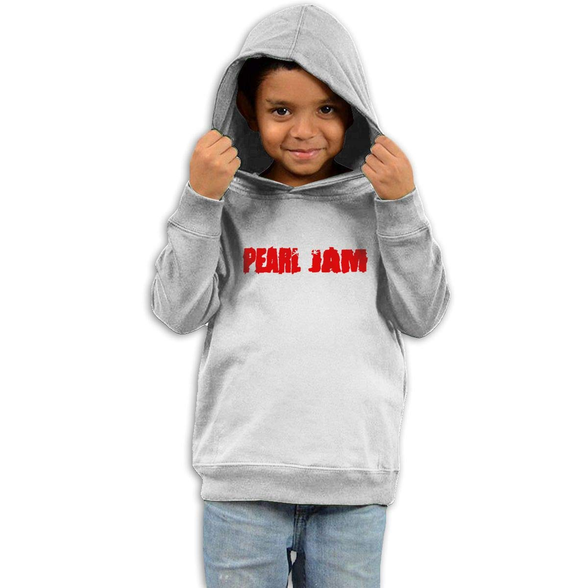 Stacy J. Payne Toddler Pearl Jam Cool Hoody41 White