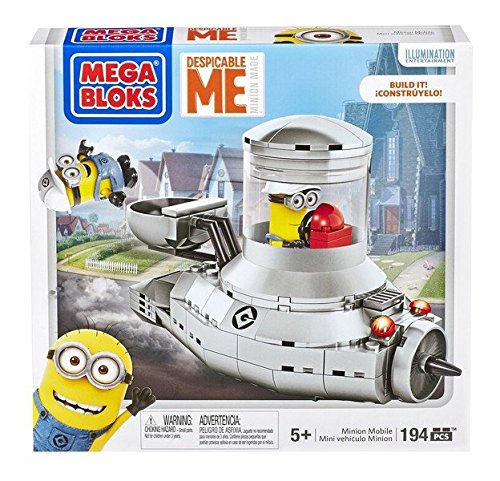 Mega Construx Despicable Me Minion Mobile]()