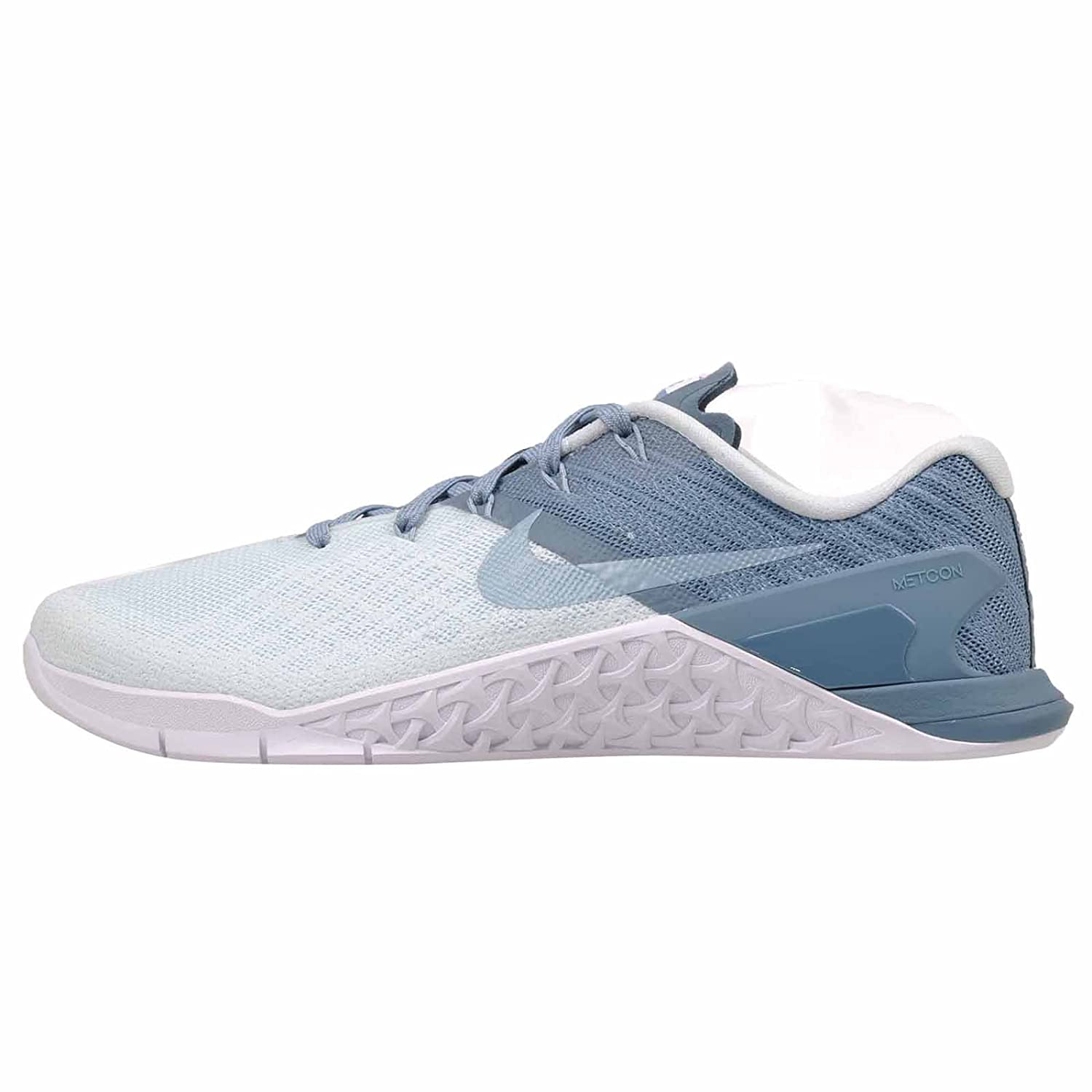 Nike Womens Metcon 3 Training Shoes B01N7ZUHM5 7 B(M) US|Glacier Blue / Mica Blue