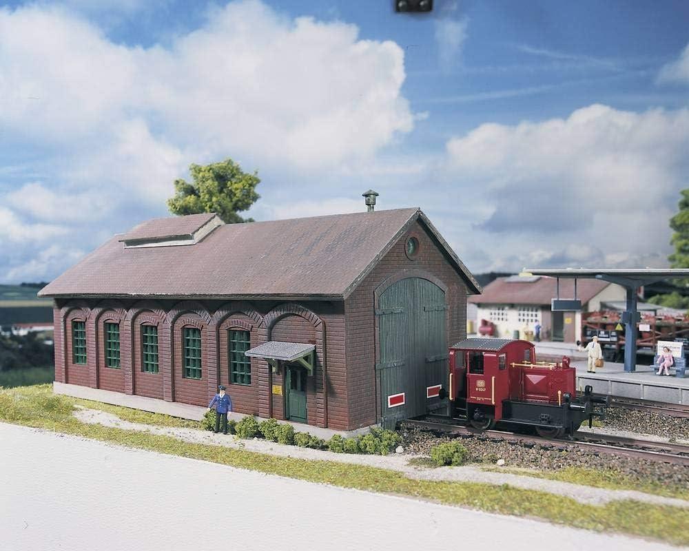 Piko - Estación ferroviaria de modelismo ferroviario: Amazon.es: Juguetes y juegos