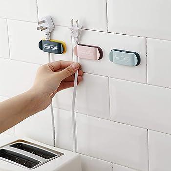 4-Pack Adhesive Plug Holder