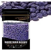 Waxkiss 300g Painless Wax Beans Home Wax Kit Flawless Hair Removal for Legs Armpit Upper Lip Bikini Hair Removal Woman & Man