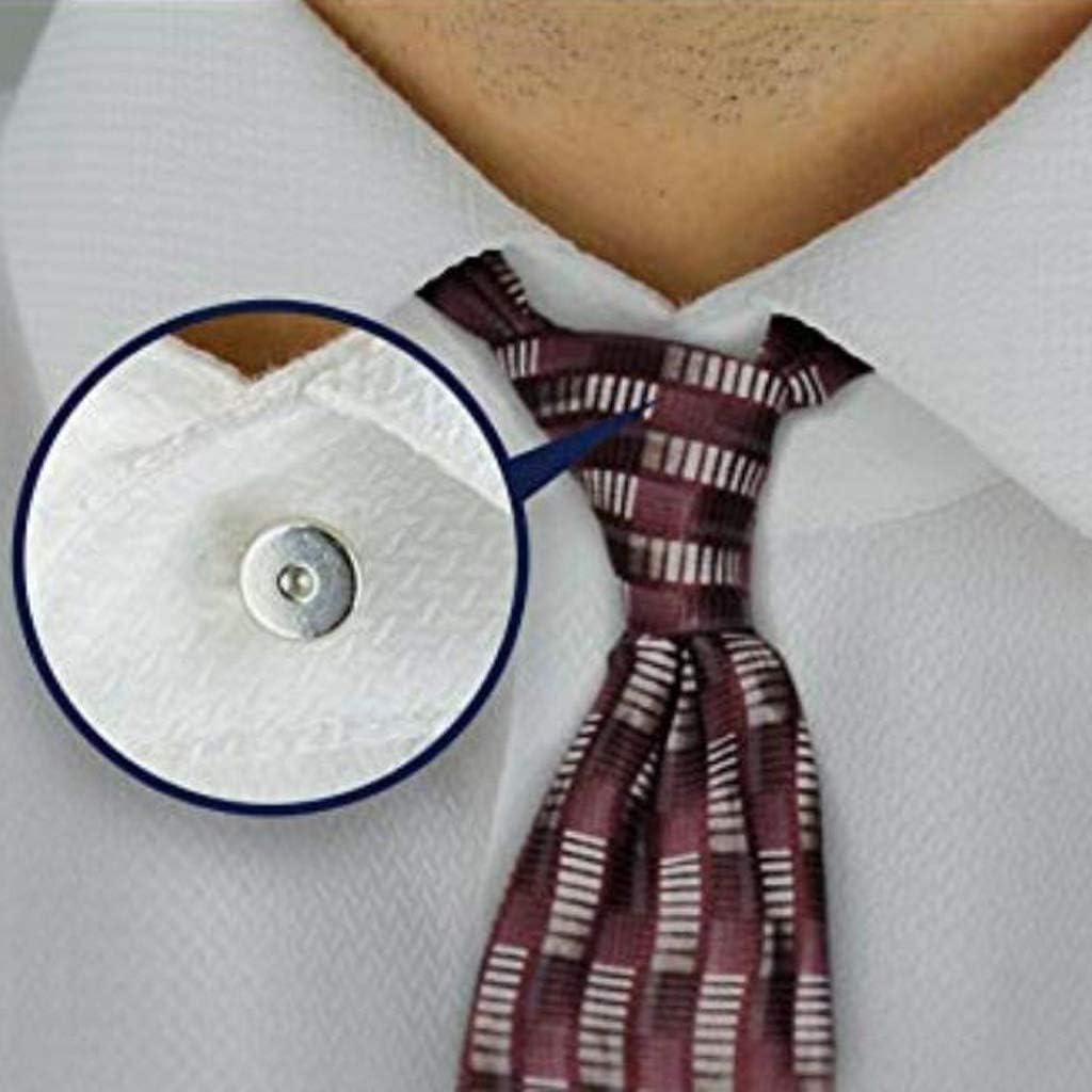 Sharplace 10 Piezas Extensores de Cuello de Camisa Botón de Maravilla para Expansión de Cintura de Pantalones - 19 mm: Amazon.es: Deportes y aire libre