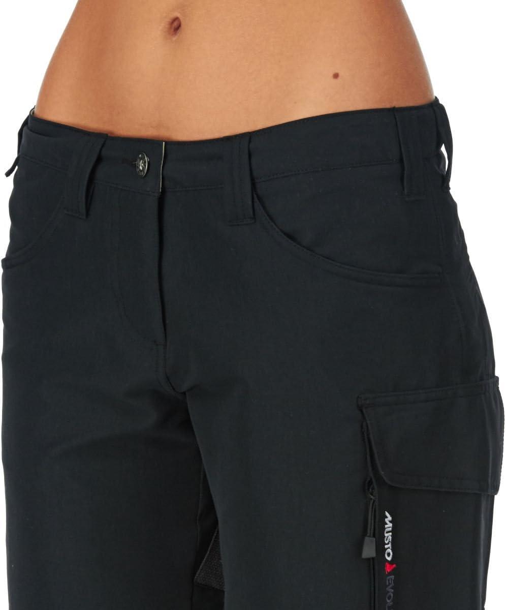 Musto Evolution Ladies Performance UV Shorts Black SE0930