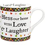 Julie Dodsworth Fine China Bless Our Mug