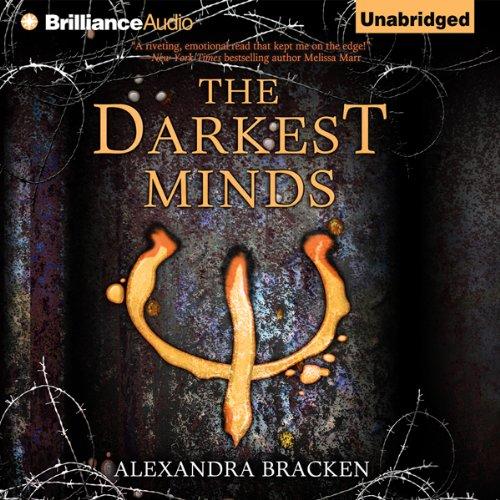 The Darkest Minds: Darkest Minds, Book 1 cover
