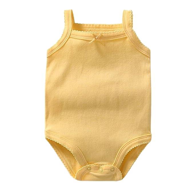 junkai 6-36 meses baby sling mameluco pijama bebé niña mono pequeño bebé recién nacido ropa de dormir infantil mono: Amazon.es: Ropa y accesorios