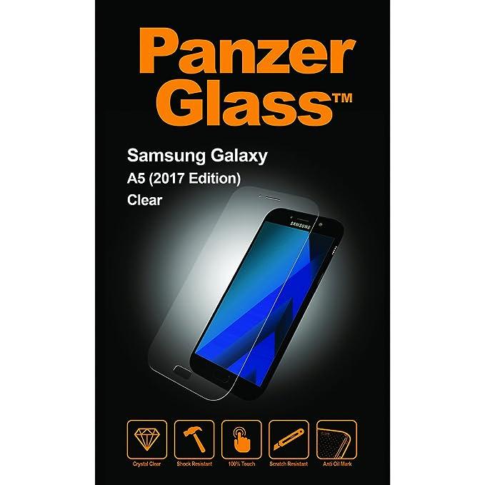 PanzerGlass Samsung Galaxy A5 2017 Clear Displayschutz