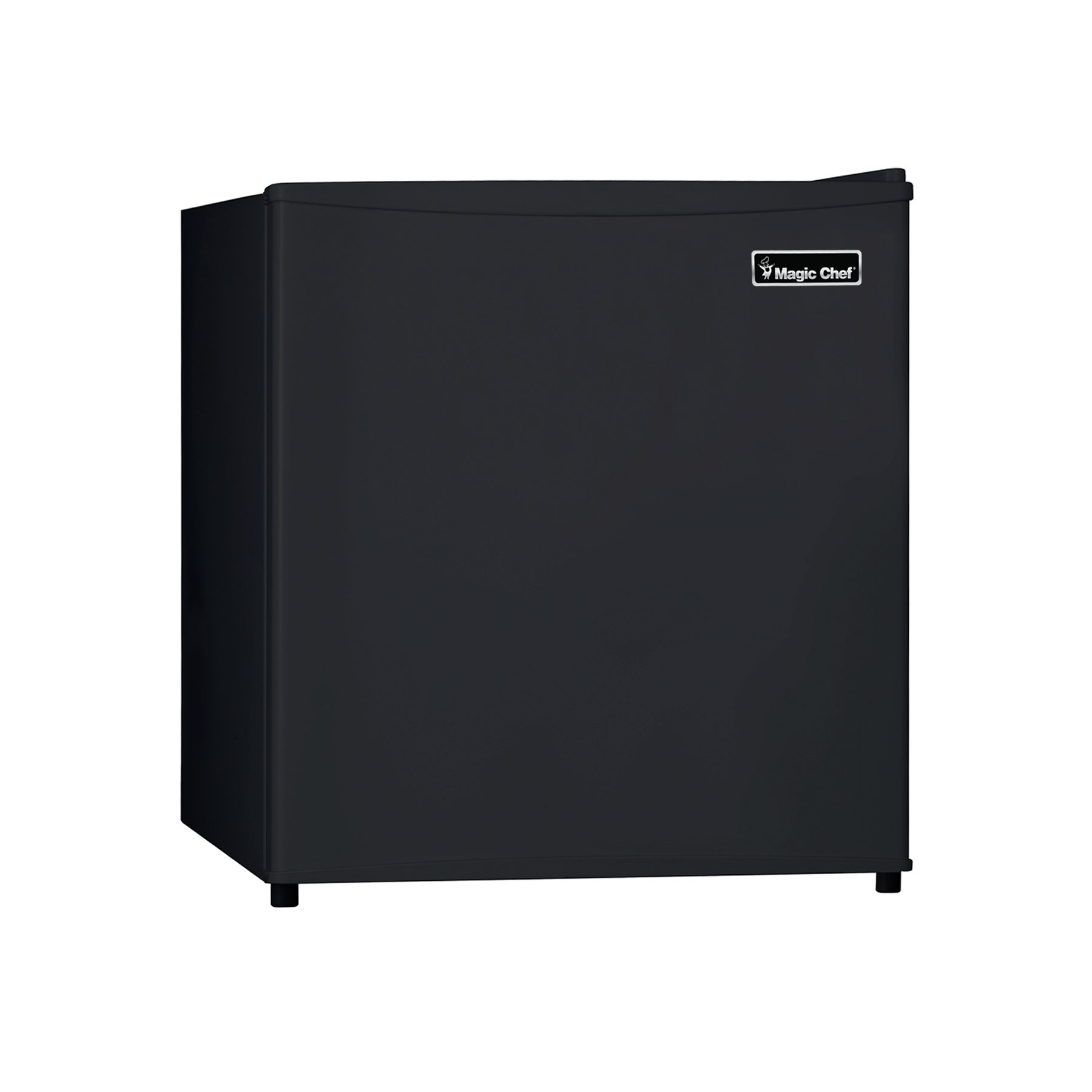 Magic Chef Mcbr160B2 Refrigerator 1.6 Cu.Ft. Black 1.6 Cu.Ft. 4