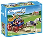 Playmobil 5226 Country Horse Drawn Ca...