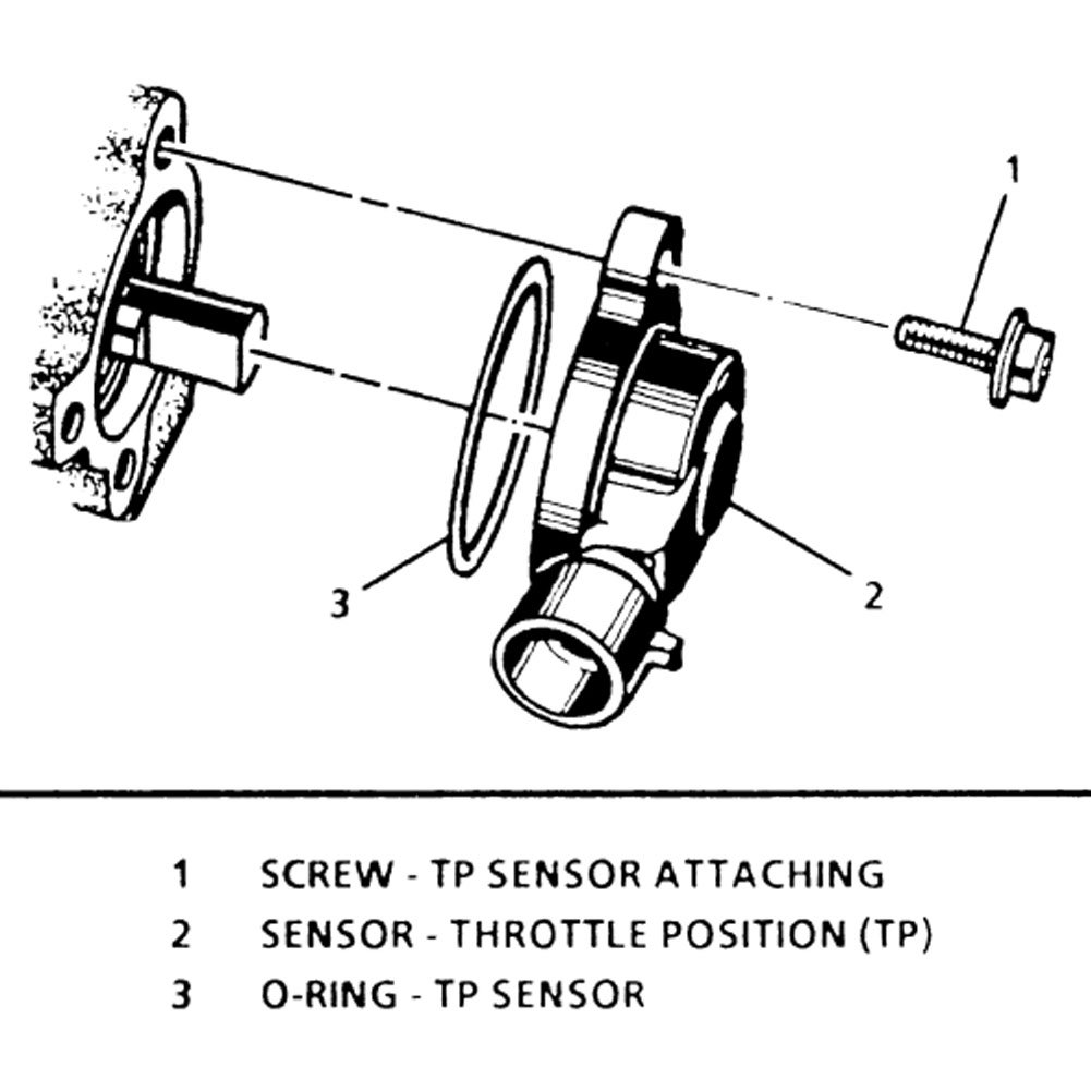 dodge 2 4 engine diagram throttle position sensor