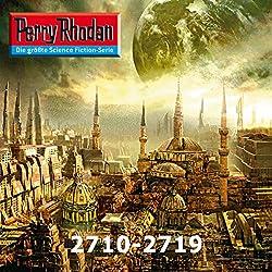 Perry Rhodan: Sammelband 32 (Perry Rhodan 2710-2719)