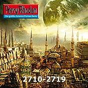 Perry Rhodan: Sammelband 32 (Perry Rhodan 2710-2719) | Hubert Haensel, Leo Lukas, Marc A. Herren, Christian Montillon, Uwe Anton, Wim Vandemaan