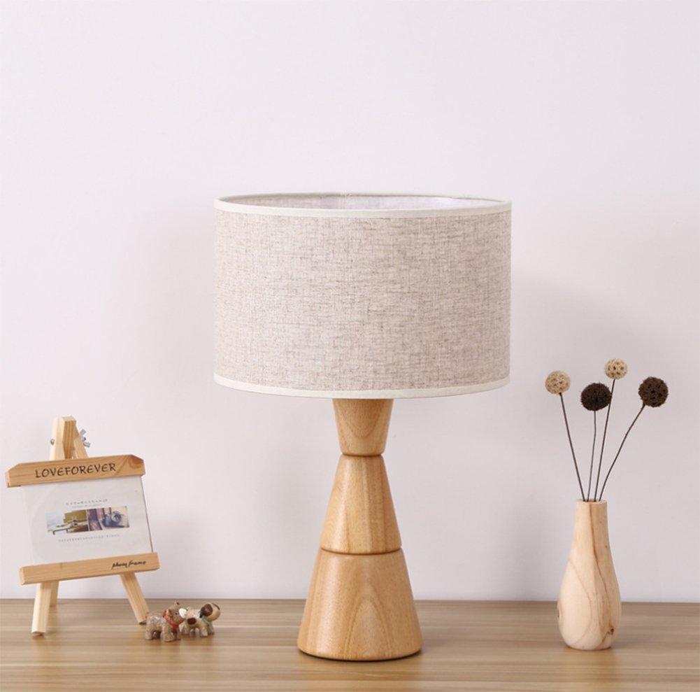 QGGL Tischlampe LED Innenbeleuchtung Home Decoration WOD Moderne Zeiten Zeiten Zeiten Einfache Leselampe E27 84c57f