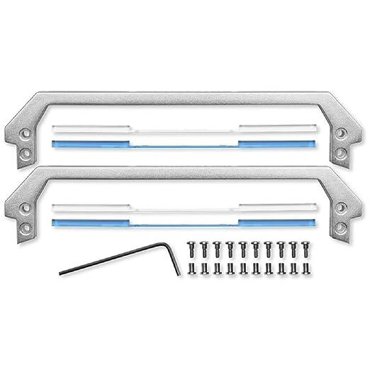 8 opinioni per Corsair CMDLBUK02B mounting kit- mounting kits