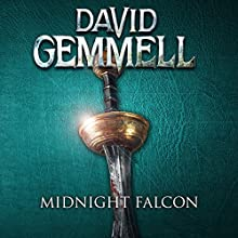The Midnight Falcon: Rigante, Book 2 Audiobook by David Gemmell Narrated by Adjoa Andoh