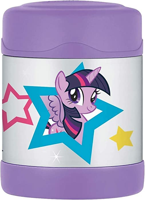 Thermo FUNtainer My Little Pony Insulated Food Jar, Purple, 10 Ounces