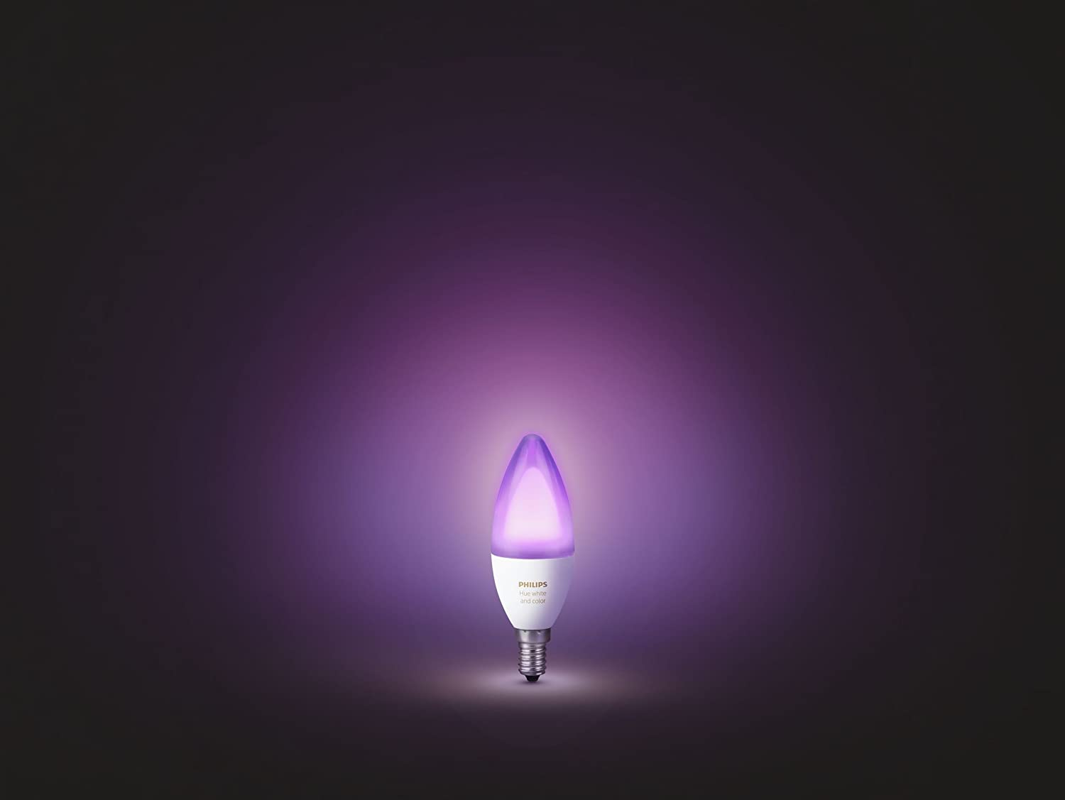 Hue Compatible Lampen : Philips hue white & color ambiance e14 led kerze doppelpack dimmbar