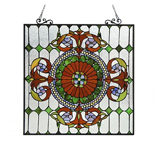 Victorian Design Window Panel ()