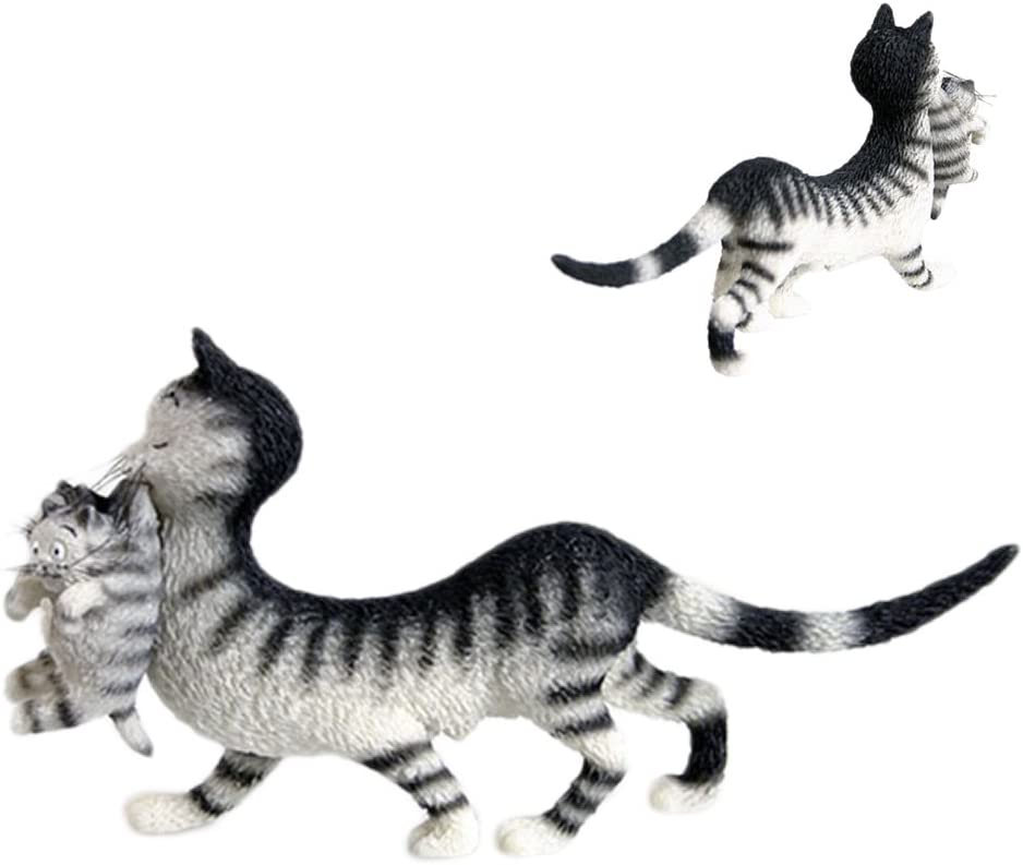 The Third Eye DUB21 Figurines Dubout Cats