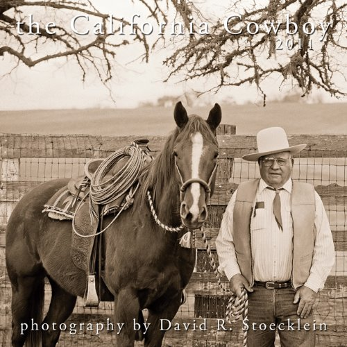 2011 The California Cowboy Calendar ebook