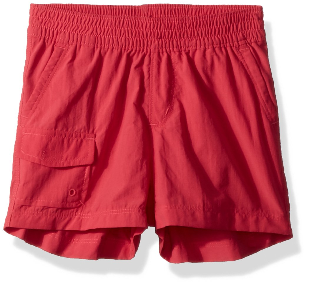 Columbia Girls Silver Ridge Pull-On Shorts, Punch Pink, X-Large by Columbia