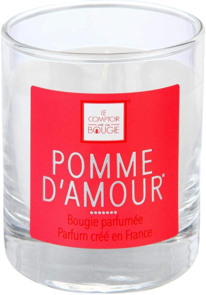 Bougie parfum/ée Ganache Chocolat D8 Atmosphera